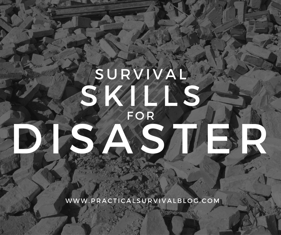 Disaster Survival Skills