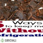 5 Ways to Keep Meat Without Refrigeration