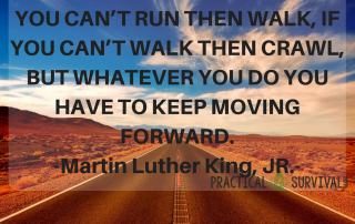 """IF YOU CAN'T FLY THEN RUN, IF YOUCAN'T RUN THEN WALK, IF YOUCAN'T WALK THEN CRAWL, BUTWHATEVER YOU DO YOU HAVE TOKEEP MOVING FORWARD.-Martin Luther King, JR.-"
