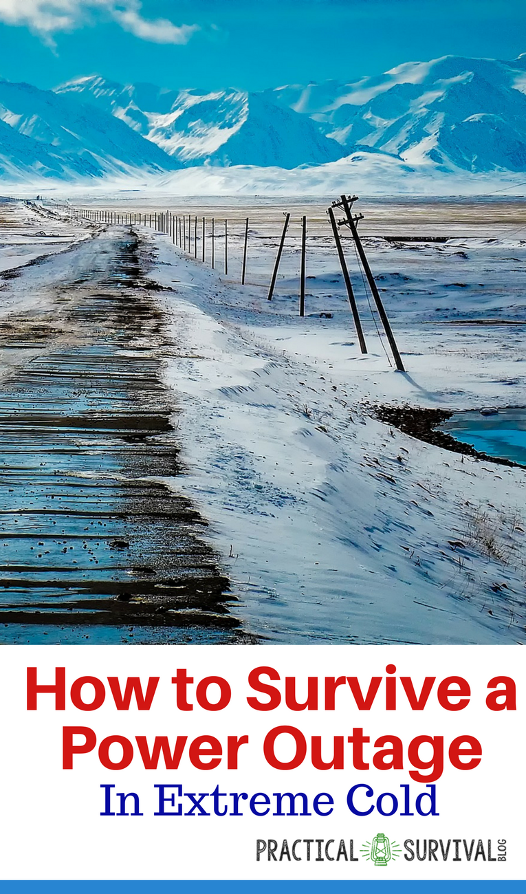 How To Survive A Power Outage In Extreme Cold Practical