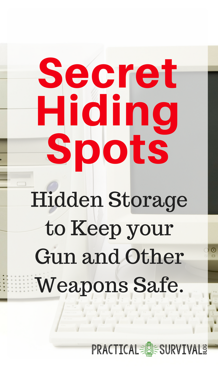 How To Make Hiding Spots In Your Room