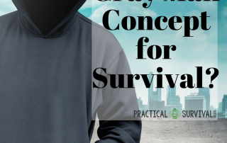 What is the gray man concept for survival. Knowing what the gray man concept is and how to implement may be what keeps you alive during a disaster. #grayman